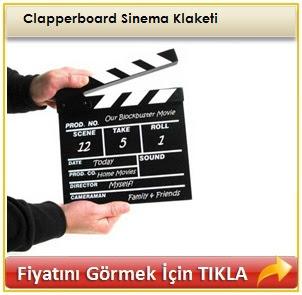 Clapperboard Sinema Klaketi