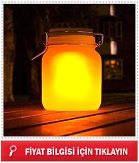 dekoatif gece lambaları