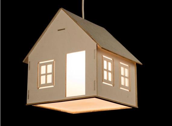 değişik gece lambaları