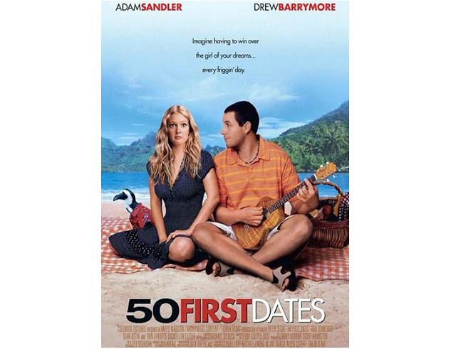 50 İlk Öpücük / 50 First Dates