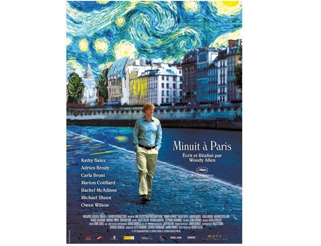 Paris'te Gece Yarısı / Midnight in Paris