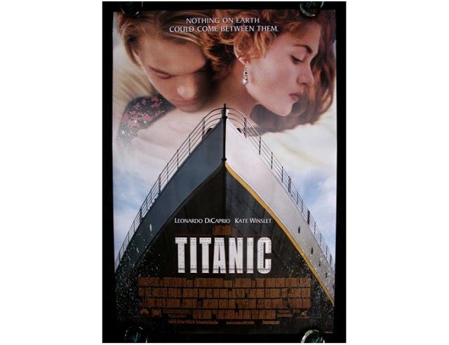 Titanic Film Afişi