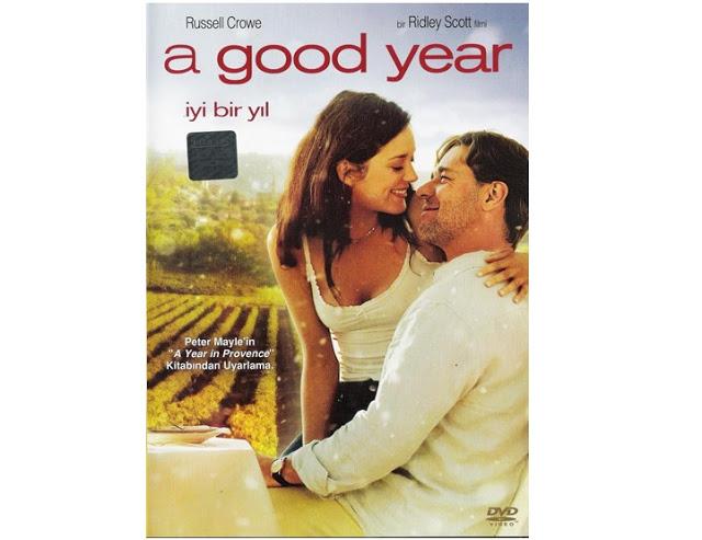 İyi Bir Yıl Film Afişi
