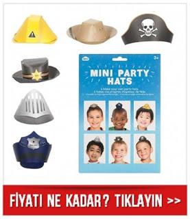 parti şapkaları