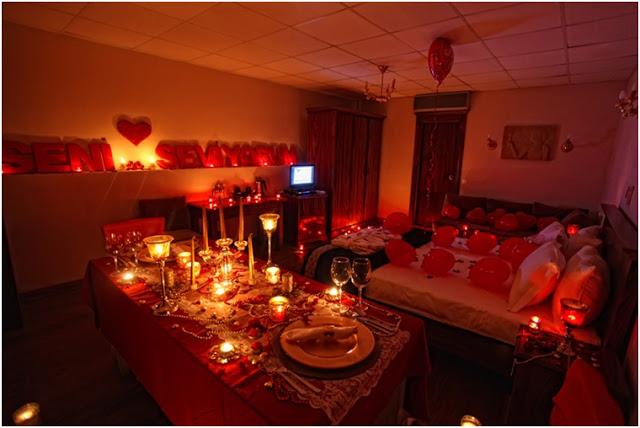 evlilik yıldönümümü nerede kutlamalıyım