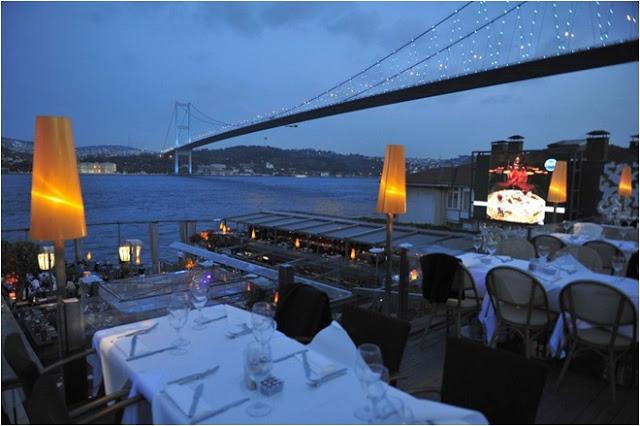 İstanbul'da Evlilik Yıl dönümü Kutlaması