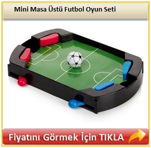 Mini Masa Üstü Futbol Oyun Seti