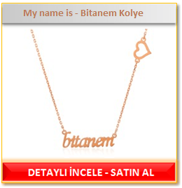 My name is - Bitanem Kolye