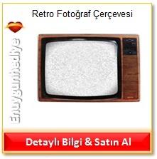 Retro Fotoğraf Çerçevesi