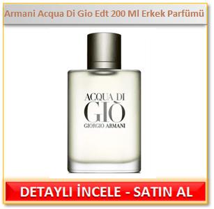 Armani Erkek Parfümü