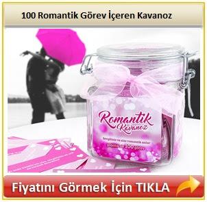 bayan sevgiliye romantik hediye
