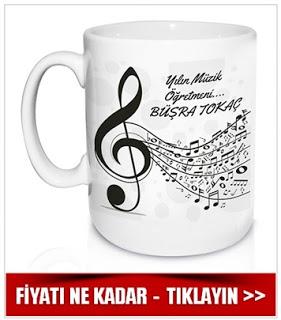 müzik severler için hediye