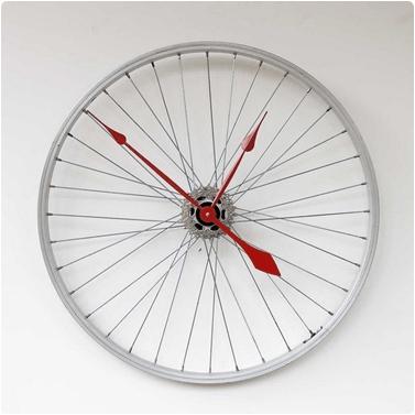 Bisiklet Tekerleği Dekoratif Süs