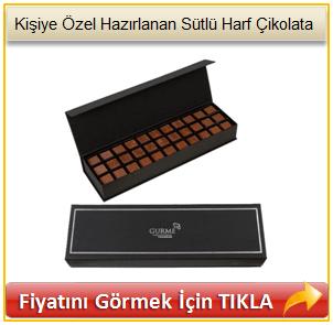 Yılbaşı için çikolata