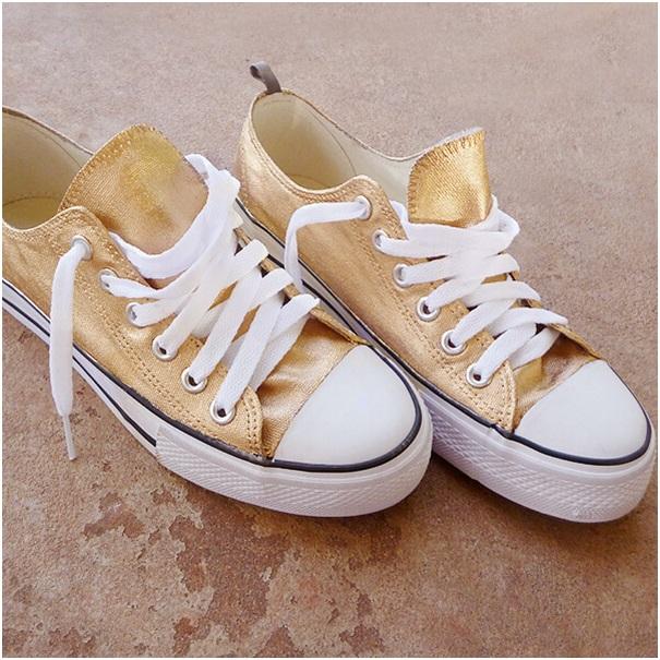 Converse Ayakkabı Nasıl Boyanır