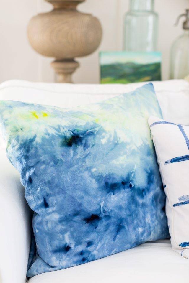 evde kendin yap el yapımı yastık