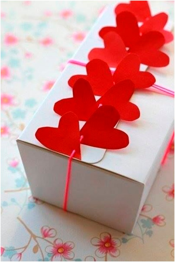 Sevgiliye Hediye Paketi El Yapımı