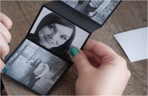 romantik anı kutusu yapımı resimli