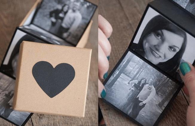 Sevgiliye Anı Kutusu Sürprizi Nasıl Yapılır